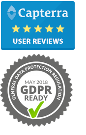 Capterra Reviews & GDPR Ready